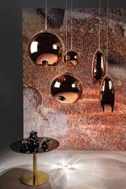 tom dixon lighting. Tom Dixon Copper Shade 45 Pendant Light TD MSS4501 Bronze / Lighting