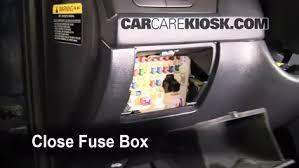 interior fuse box location 2004 2009 kia spectra 2005 kia interior fuse box location 2004 2009 kia spectra 2005 kia spectra ex 2 0l 4 cyl