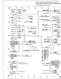 fj wiring diagrams land cruiser tech from com figure 4 instrument panel cont rear compartment cluster hazard wiper washer