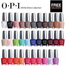 Details About Uk Opi Infinite Shine Nail Polish Lacquer All New Shades And Colours