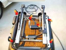 car seats ~ car seat tracks how to fix your stuff broken mustang Car Stereo Wiring Harness at Car Chair Wire Harness