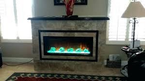 ideas gas fireplace glass rocks or electric fireplace with glass rocks electric fireplace with glass rocks