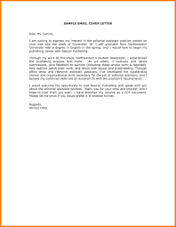 Email Body For Resume And Cover Letter 60 email cover letter templates precis format 58