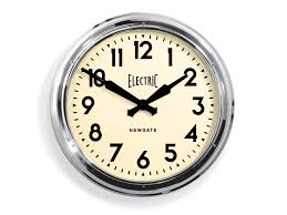 Retro Kitchen Wall Clocks Wall Clocks From Beau Perry