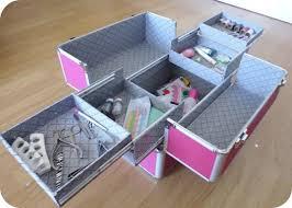 photo 4 of 7 india makeup bag vanity kit with partments middot makeup kit box good bridal vanity case