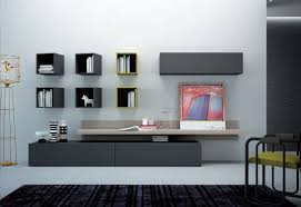 Wall Cabinets For Living Room Living Room Classic Brown Wooden Wall Unit In Modern Living Room