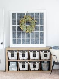 office storage design. farmhouse style office storage ideas | simply kierste.com design