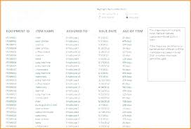 Inventory Form Template Inspiration Server Inventory Spreadsheet Agencycom