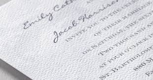 Black And White Invitation Paper Wedding Invitation Paper Invitations By Dawn
