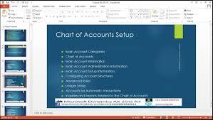 Microsoft Dynamics Ax 2012 R3 Financial Online Training