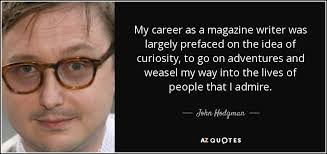TOP 25 QUOTES BY JOHN HODGMAN (of 137) | A-Z Quotes via Relatably.com