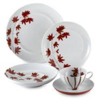 Mikasa® 5-Piece Place Setting in Pure Red Buy White Dinnerware   Bed Bath \u0026 Beyond