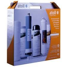 <b>Картриджи</b> и <b>сменные</b> элементы для фильтров Atoll — купить на ...