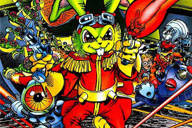 Image result for bucky o'hare