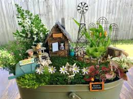 fairy gardens.  Gardens Fairy Garden Tutorial And Gardens