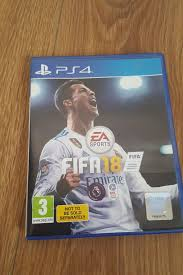 Fifa 18 ps4 game in PO2 Portsmouth for ...