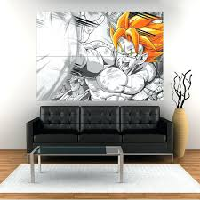 dragon ball wall art 5 piece wall art canvas painting cartoon dragon  on 5 panel giant dragon wall art canvas with attractive wall art posters canvas sketch wall art decoration