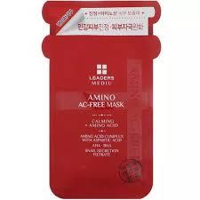 Leaders Acne <b>Amino Ac</b>-<b>Free</b> Mask