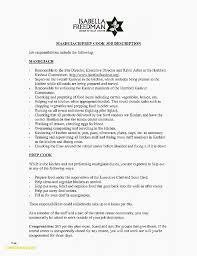 Resume Template Word Best Of Medical Resume Template Fresh Resume In