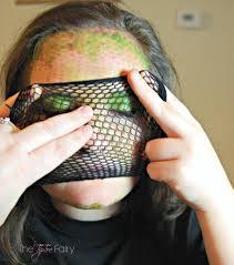 medusa face painting tutorial with tulipbodyart