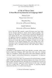 Languages and Linguistics Research Papers - Academia.edu