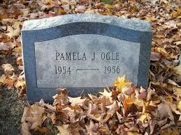 Pamela Jayne Ogle (1954-1956) - Find A Grave Memorial