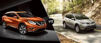 Nissan Murano vs 2015 Toyota RAV4