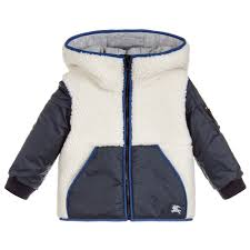 Kids Designer Coats Baby Boys Kasper Jacket For Boy By Burberry Discover The