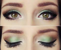 cute makeup ideas for blue eyes