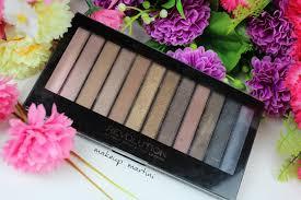 makeup revolution iconic 1 redemption palette review