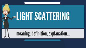 Scattering Of Light Meaning What Is Light Scattering What Does Light Scattering Mean Light Scattering Meaning Explanation
