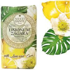 <b>Nesti Dante Limonum Zagara</b> No. 5 Soap 250g - FREE Delivery