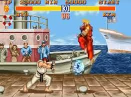 joshua calls on spirit of computer game street fighter daily