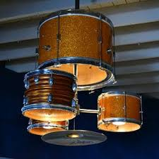 cool lighting fixtures. funny pictures about drum kit chandelier oh and cool pics also photos lighting fixtures
