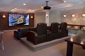 home theater seating ideas. home theater seating height ideas