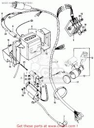 1971 honda ct90 wiring diagram wiring diagram