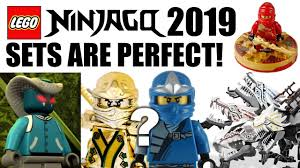 The LEGO Ninjago 2019 sets are PERFECT! Here's why - My Thoughts! - YouTube