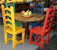 mexican painted furniturePatio Canopy On Outdoor Patio Furniture And Great Mexican Patio
