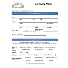 Employee Application Form Word Four Free Downloadable Job Application Templates