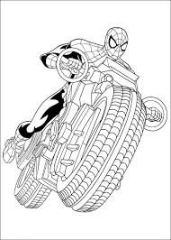 Top spiderman coloring pages for kids: Free Printable Spiderman Coloring Pages 1nza