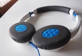 bose on ear headphones. over bose on ear headphones