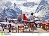 cafe alpine