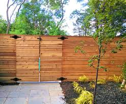 Living Privacy Fence Exteriors Wood Privacy Fences Harrison Fence For 6 Horizontal
