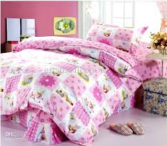 green and pink bedding sets brilliant girls bedding set happy bear flowers cotton comforter set pink