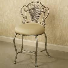 round vanity seat cushion  creative vanity decoration