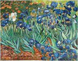 van gogh reion irises
