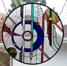 stained glass on wall stained glass window hangings also hanging stained glass windows on walls also