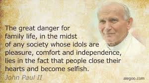 Pope John Paul Ii Quotes Magnificent ST POPE JOHN PAUL II A CHRISTIAN PILGRIMAGE