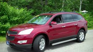 Used 2011 Chevrolet Traverse LT AWD #T7523A Southern Maine Motors ...
