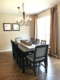 swag chandelier over dining table unbelievable astounding ohfudge info home decorating ideas 14